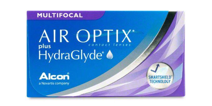 AIR OPTIX® plus Hydraglyde Multifocal - 6 Pack main image
