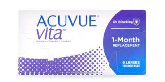 ACUVUE® VITA, 6 pack $62.99