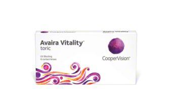 Avaira Vitality Toric - 6 Pack $45.00