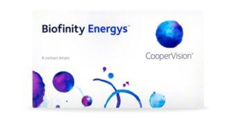 Biofinity Energys 6 Pack $64.99