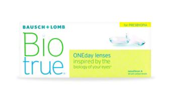 BIOTRUE ONEDAY FOR PRESBYOPIA 30 PK $39.99
