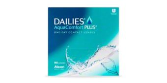 DAILIES® AquaComfort Plus® - 90 Pack $69.99