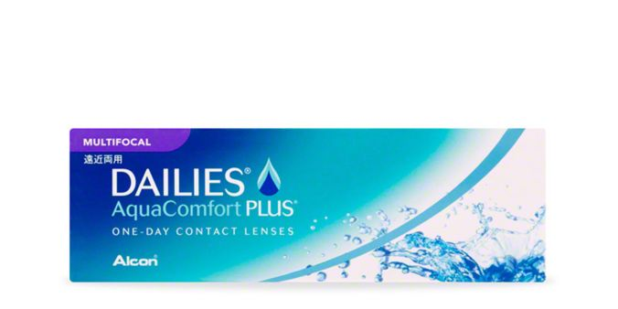 DAILIES® AquaComfort Plus® Multifocal - 30 Pack main image