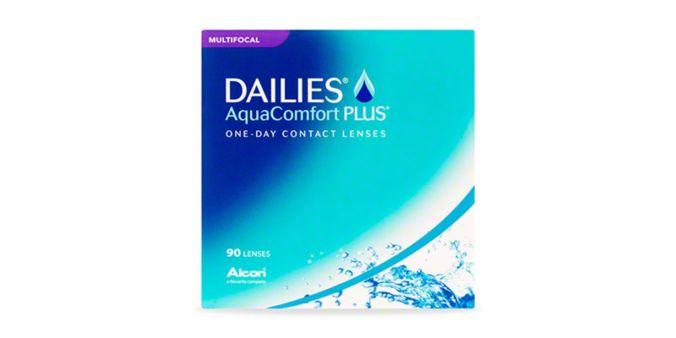 DAILIES® AquaComfort Plus® Multifocal - 90 Pack main image