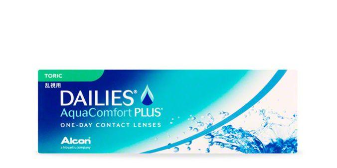 Dailies Aqua Comfort Plus Toric 30pk. ALCON