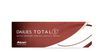 DAILIES TOTAL1® - 30 Pack $40.00