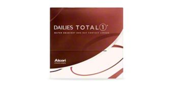 DAILIES TOTAL1® - 90 Pack $114.99