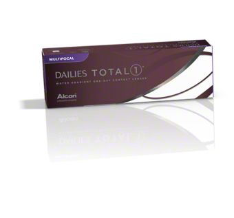 DAILIES TOTAL 1 MULTIFOCAL 30 PK $64.00