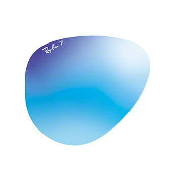 Polarized Blue Mirror
