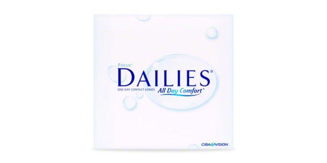 FOCUS® DAILIES® AquaRelease - 90 Pack main image
