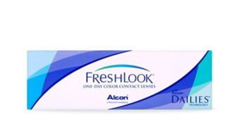 FreshLook® ONE-DAY Color - 10 Pack $20.95