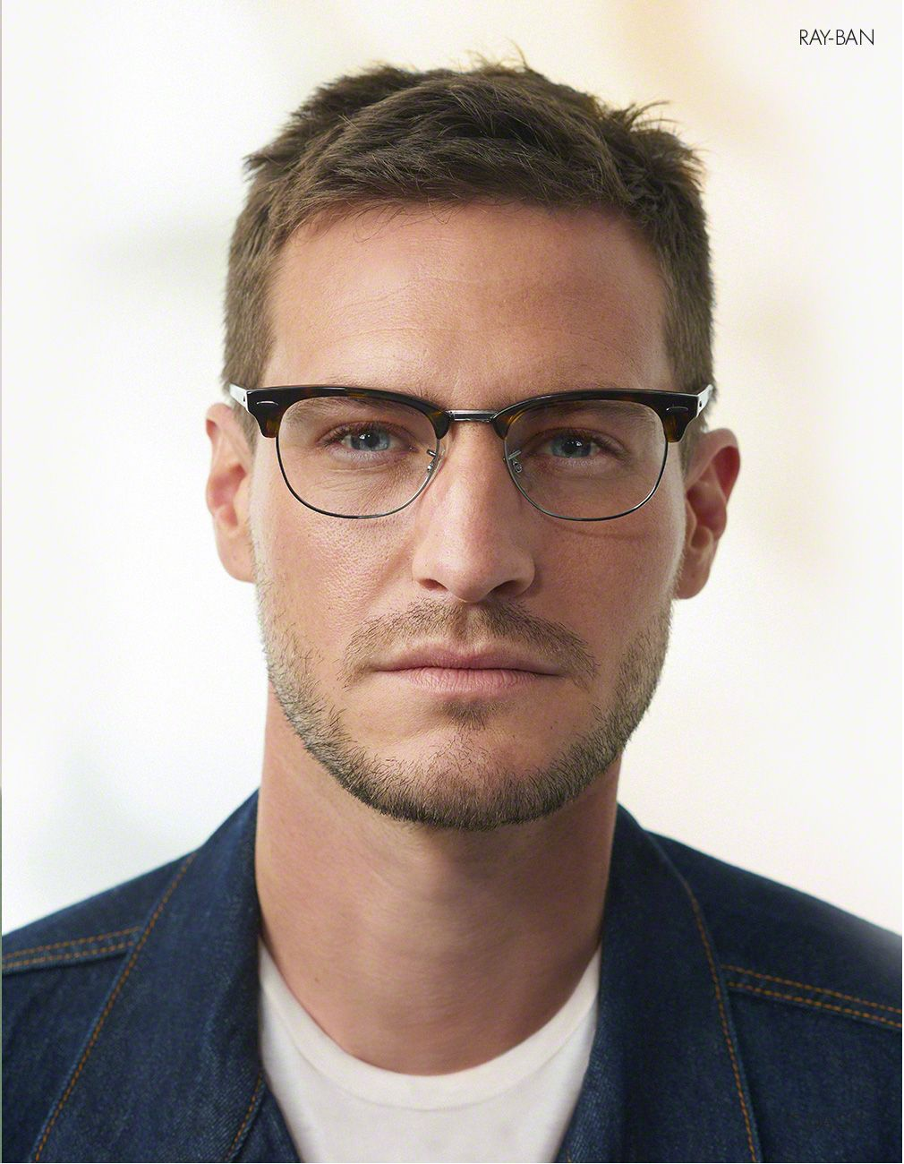 Men wearing Vogue glasses