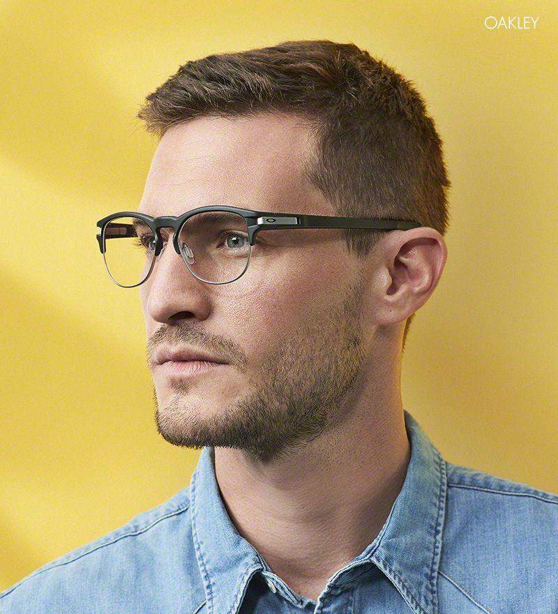 Men wearing Oakley glasses
