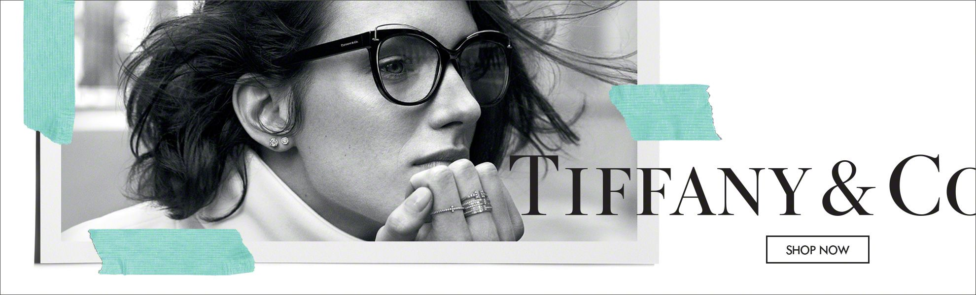 New tiffany T eyewear designs and much more