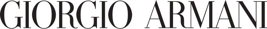 Logo de Giorgio Armani