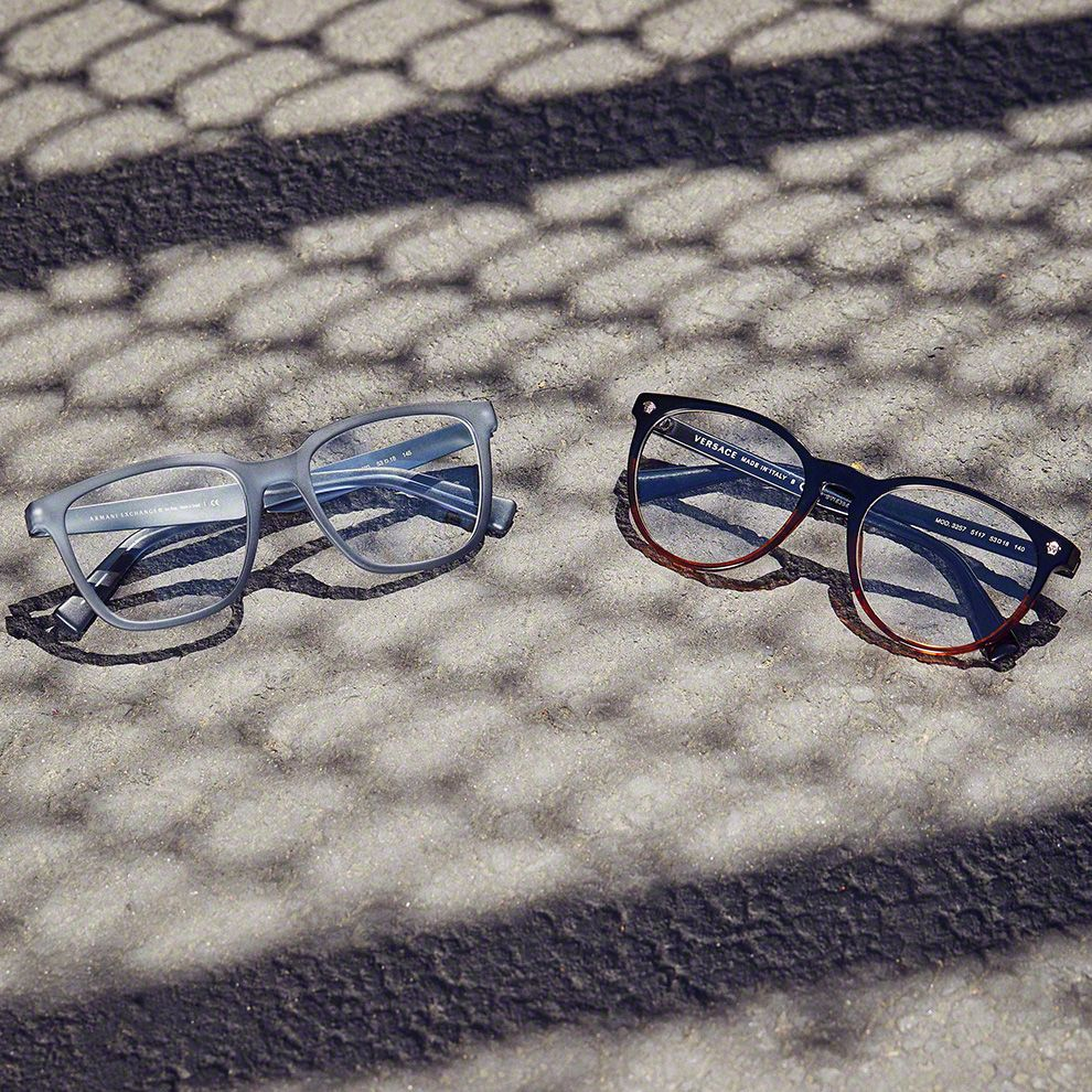 eyeglasses & prescription sunglasses