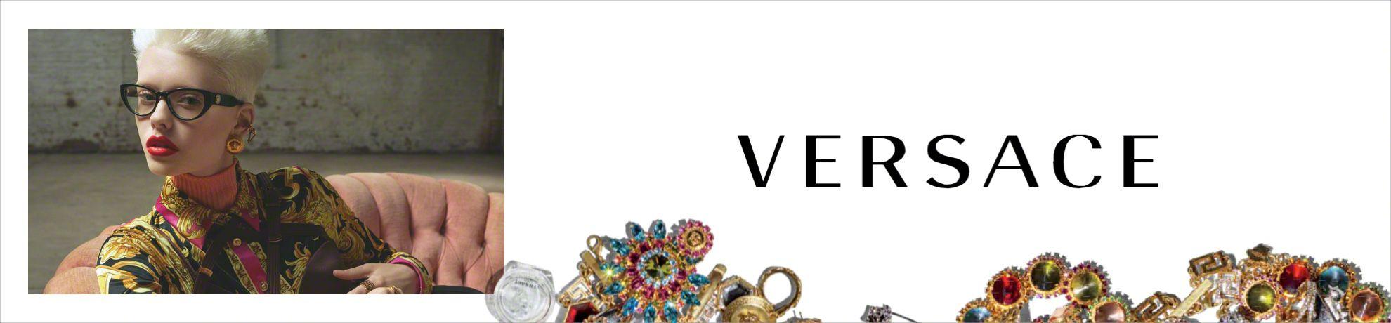 Espejuelos Versace