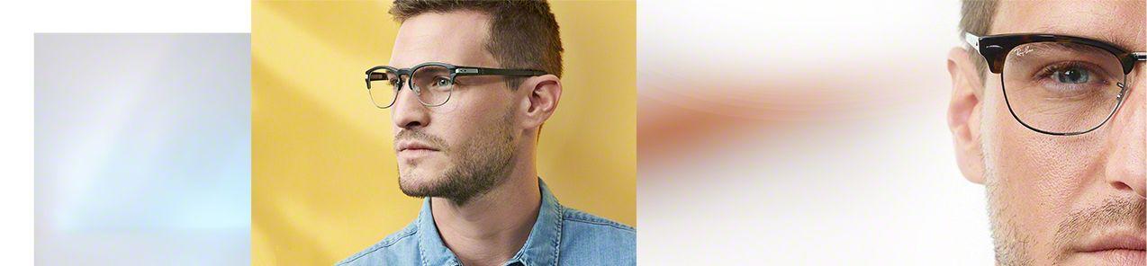 Men\'s Glasses - Shop Eyeglasses & Frames for Men | LensCrafters
