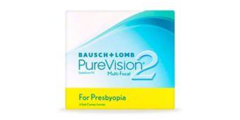 PUREVISION 2 PRESBYOPIA 6PK $80.00