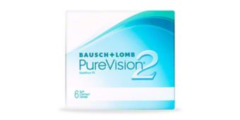 PureVision 2 - 6 Pack $55.00