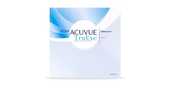 1-DAY ACUVUE® TruEye®, 90 pack main image