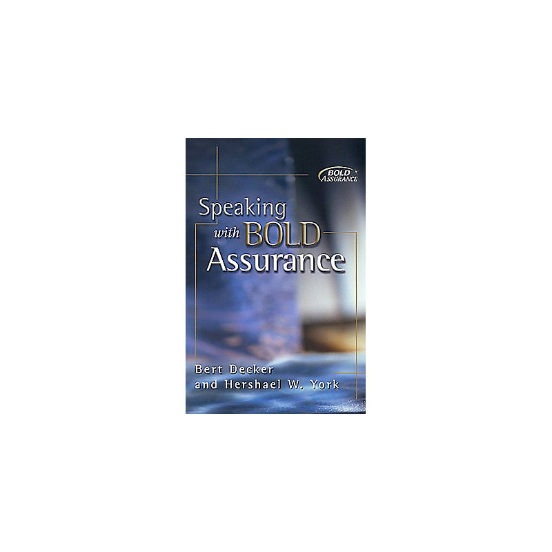 Speaking with bold assurance lifeway speaking with bold assurance fandeluxe Images