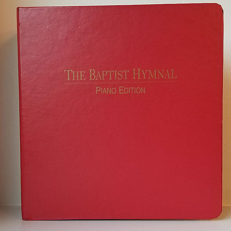 Baptist Hymnal (1991) - Piano Edition - LifeWay