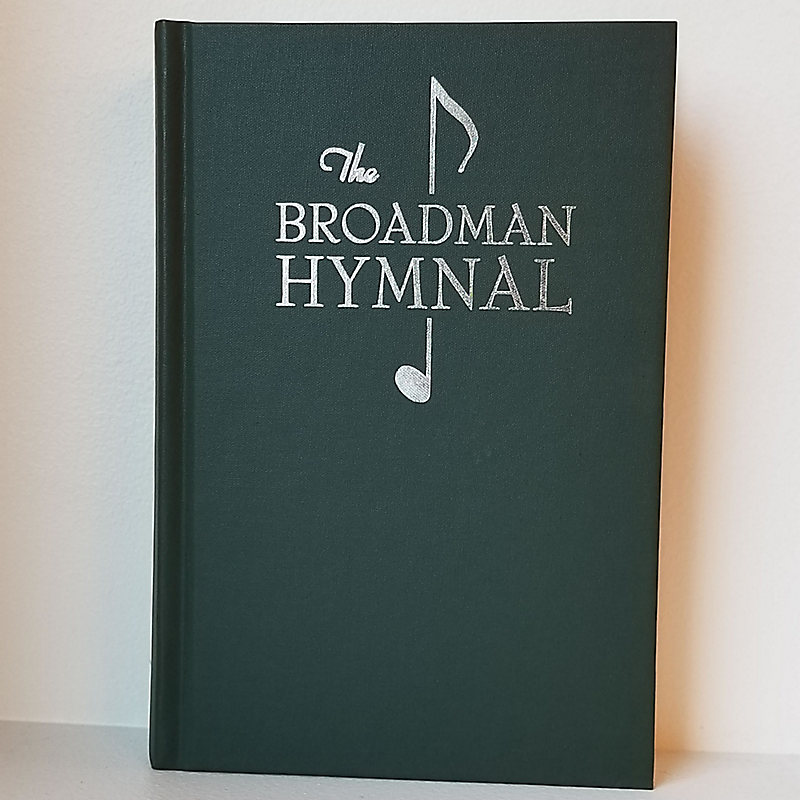 The Broadman Hymnal - Round Note Edition