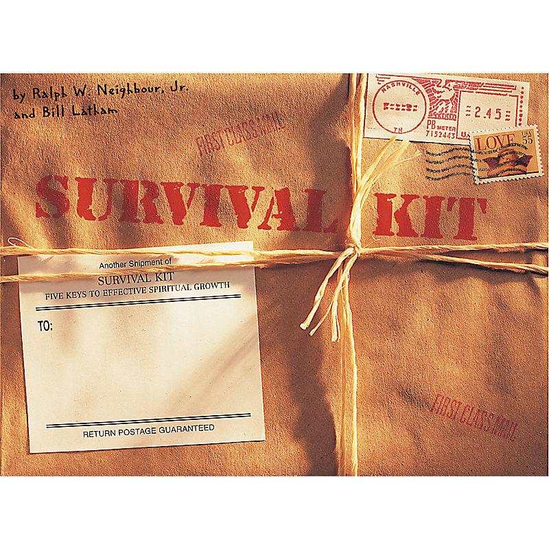 Survival Kit: 5 Keys to Effective Spiritual Growth