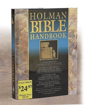 Holman bible handbook lifeway fandeluxe Gallery