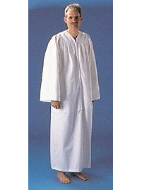 Jumpsuit Baptismal Robes For Men Large Bh Publishing Group