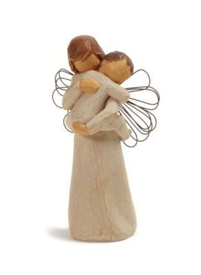 willow tree, angel, willow tree angel, mother's day