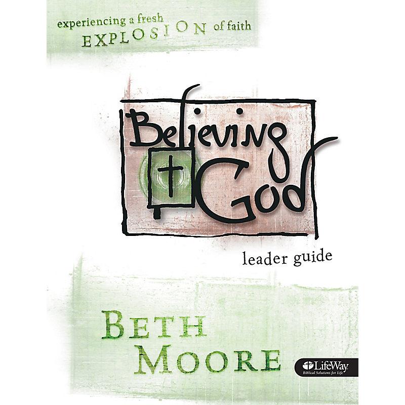 Believing God - Leader Guide