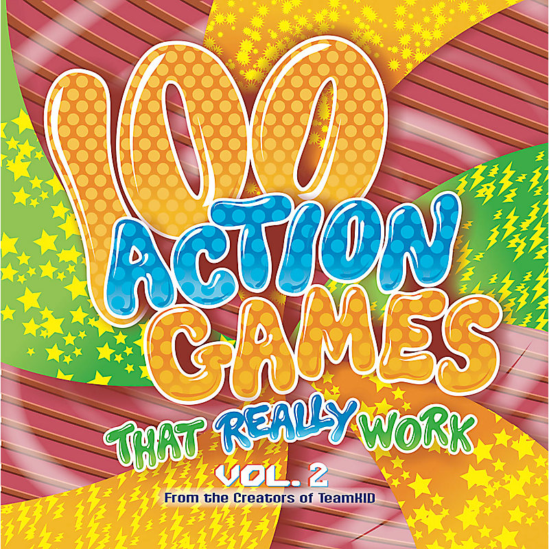 100 Action Games That Really Work - CD ROM Vol 2