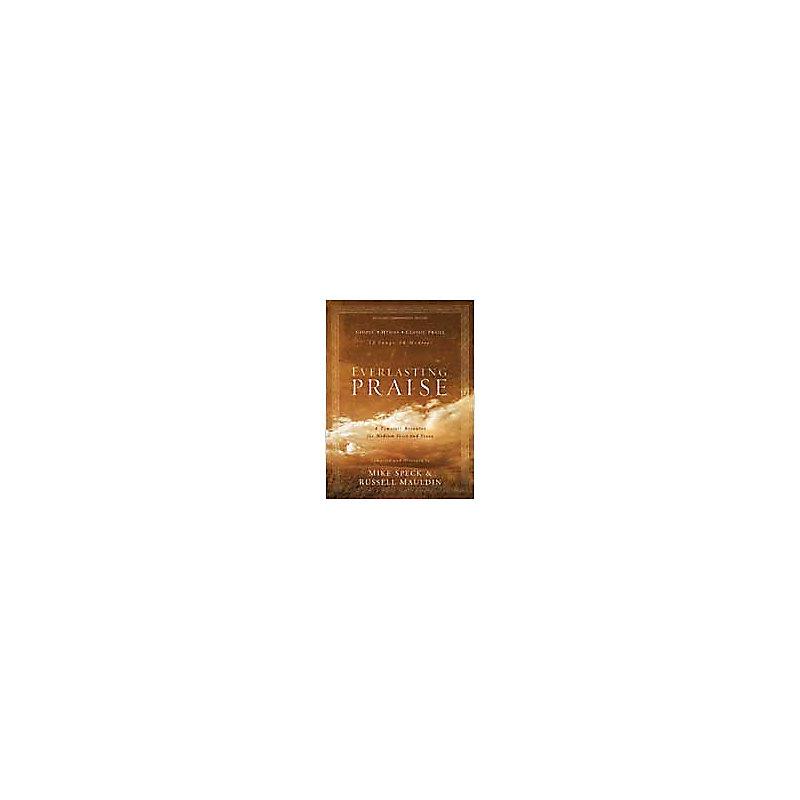 Everlasting Praise - Split-Track Accompaniment CD