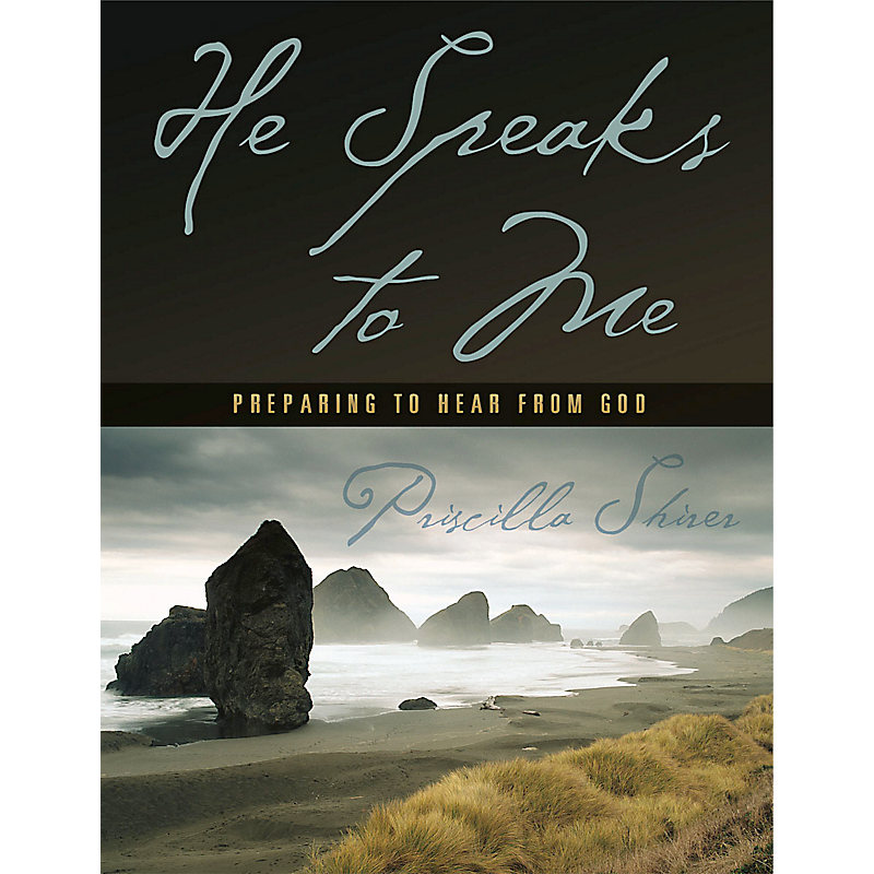 He Speaks to Me - Bible Study Book