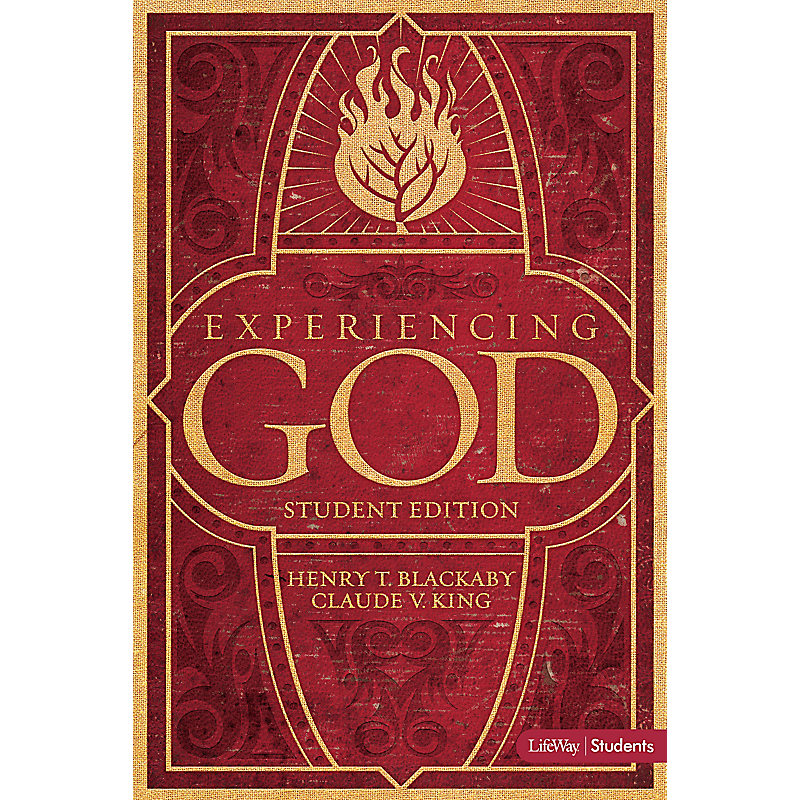 Experiencing God - Youth Edition Member Book
