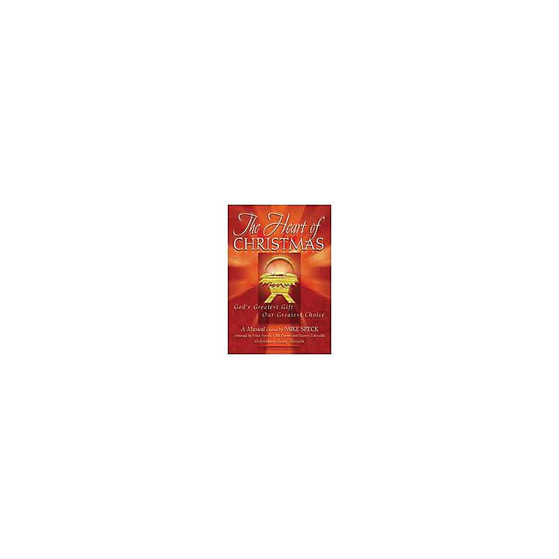 The Heart of Christmas - Split-Track Accompaniment CD