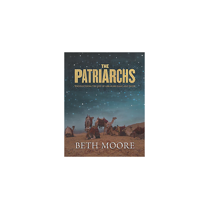 The Patriarchs - Audio CDs