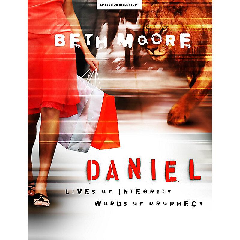 Daniel - Bible Study Book