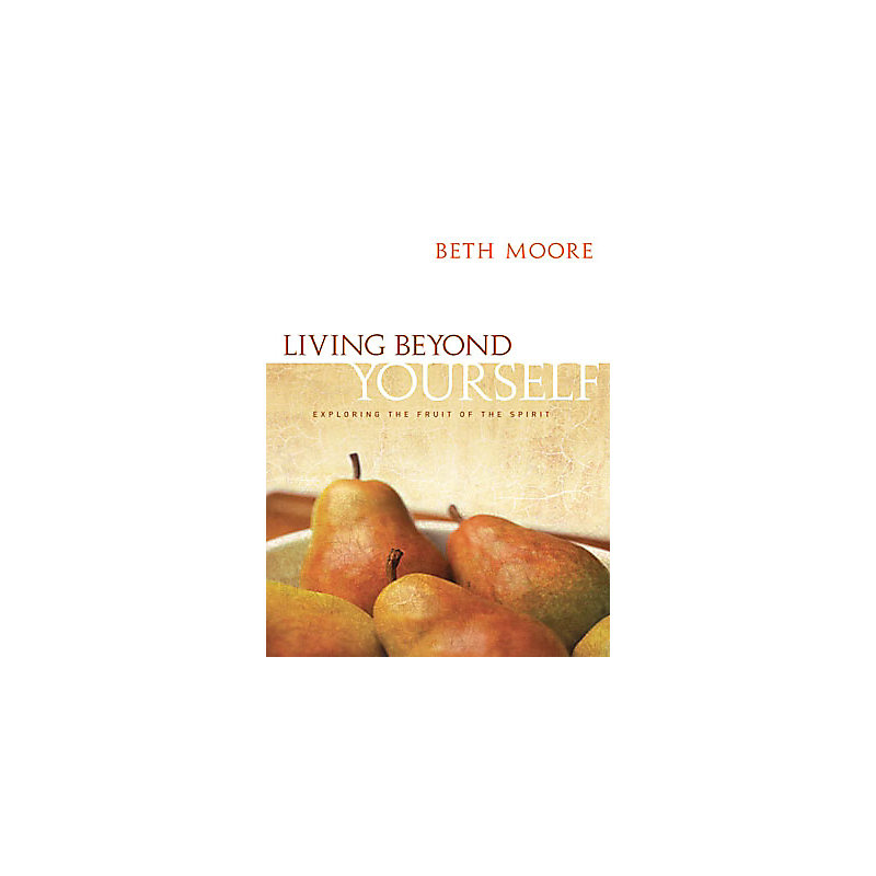 Living Beyond Yourself - Audio CDs