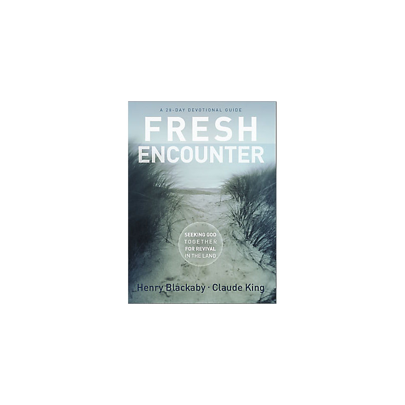 Fresh Encounter - A 28 Day Devotional Guide