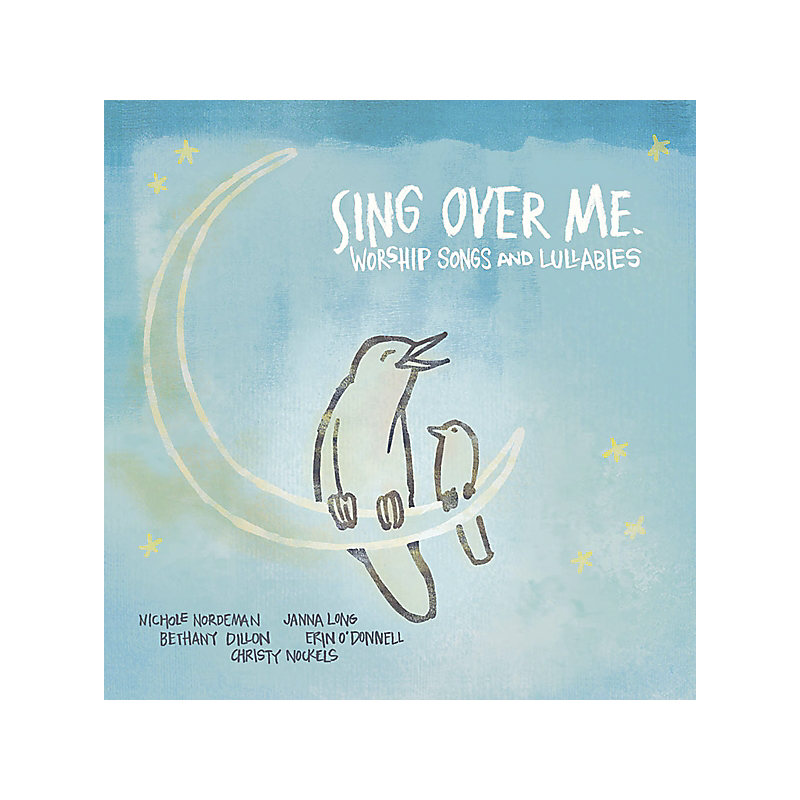 Sing Over Me - Various Artists CD