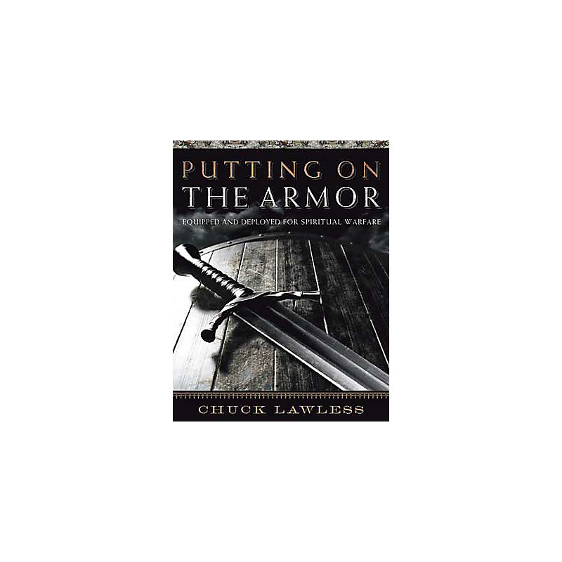 Putting on the Armor - Bible Study Book