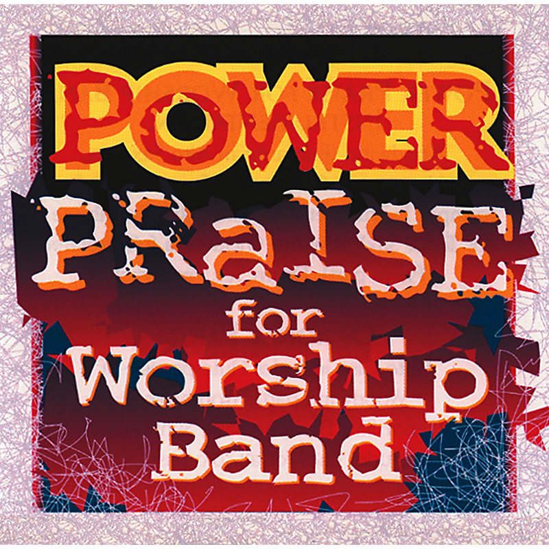 Open the Eyes of My Heart - Power Praise for Worship Band Orchestration