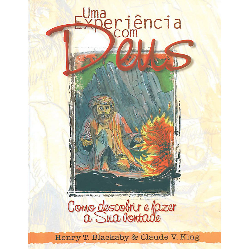 Experiencing God - Member Book Portuguese