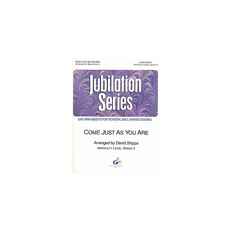 Since Jesus Came Into My Heart - Jubilation Series Orchestration