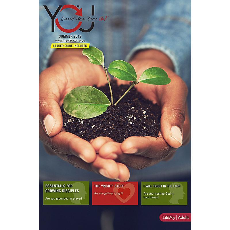 YOU: Connect, Grow, Serve, Go - Summer 2019