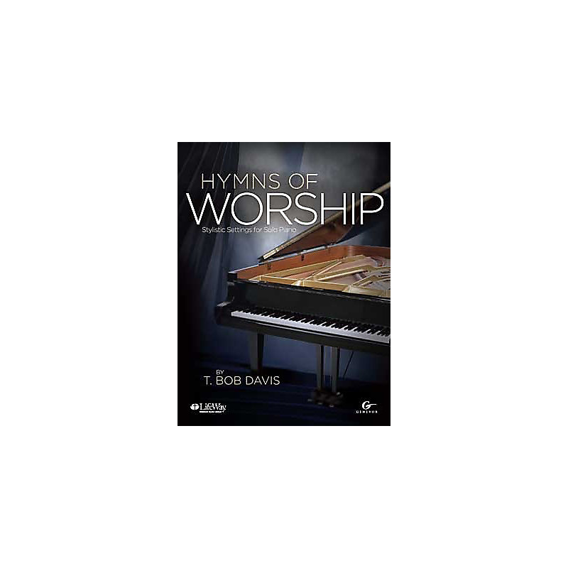 Hymns of Worship - Piano Book