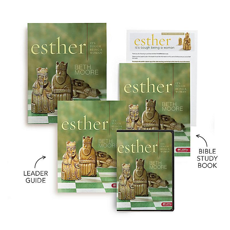 Esther - Leader Kit